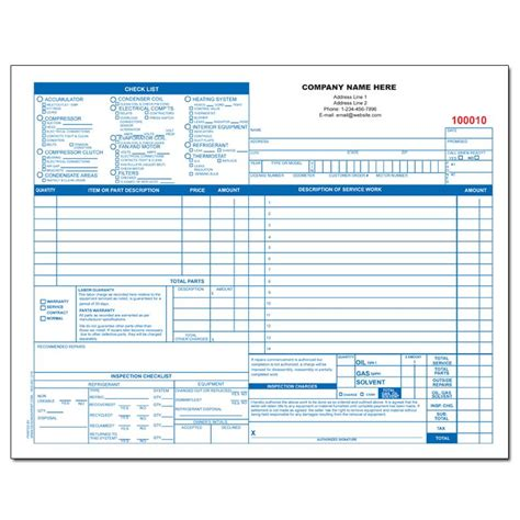 Product Details Designsnprint Ac Invoice Template