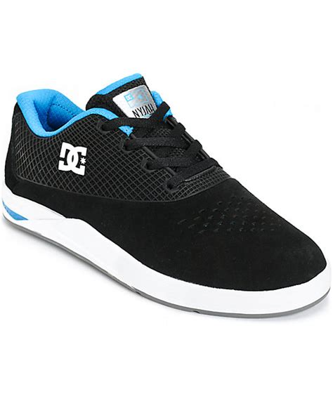 Jual Dc Nyjah Huston dc nyjah huston n2 skate shoes zumiez