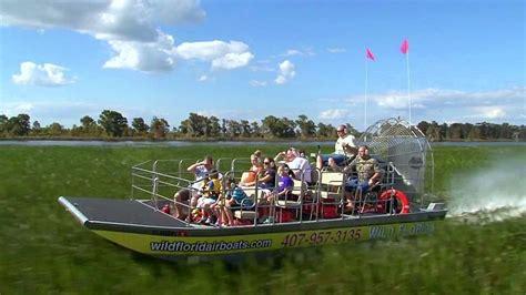 boat tour florida orlando everglades airboat tour wildlife park entry