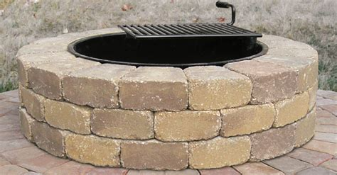 Outdoor Pit Ring Kits by Pit Outdoor Kitchen Luxury Landscape Supply