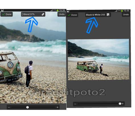 tutorial edit di picsay pro tutorial edit foto manipulasi miniatur di picsay pro android
