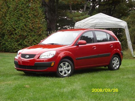 2008 Kia Rio5 Sx 2008 Kia Pictures Cargurus