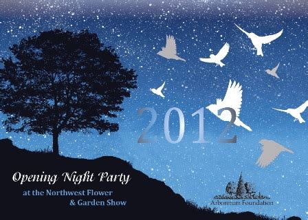 seattle boat show tickets at the door arboretum foundation hosts opening night for the