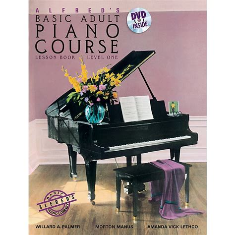 you at piano books alfred alfred s basic piano course lesson book 1