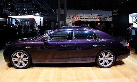 bentley sports car 2014 pantone s gone purple with radiant orchid vroomgirls