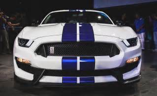 Ford Mustang Shelby 2016 2016 Ford Mustang Shelby Gt350 Photo