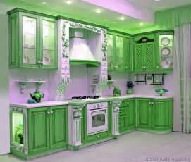 Colors Green Kitchen Ideas Pictures Of Kitchens Traditional Green Kitchen Cabinets