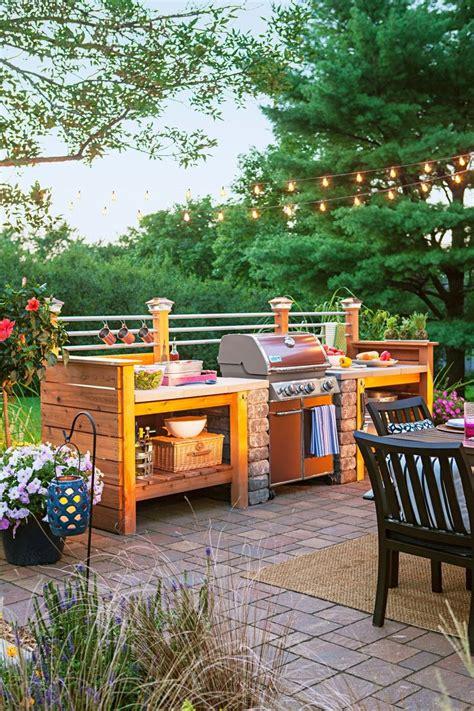 back yard kitchen ideas best 25 backyard kitchen ideas on outdoor