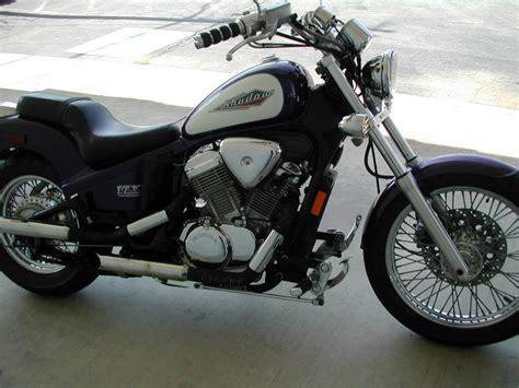 1995 honda shadow honda shadow vlx motorcycles for sale in oklahoma