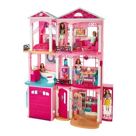 barbie dream house toys r us supercasa barbie mattel 183 juguetes 183 el corte ingl 233 s
