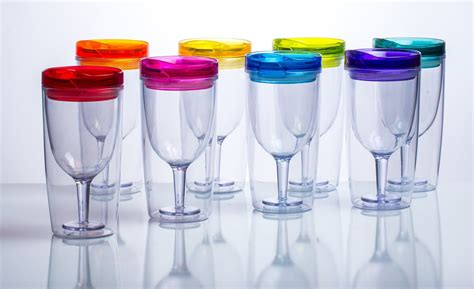barware glasses wholesale bulk wine glasses govino stemless wine glasses u2013 72