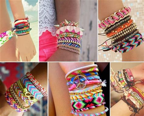 How To Make Arts And Crafts Out Of Paper - cool string bracelets practical ideas how to make them