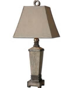uttermost lights uttermost gilman 39 inch table l capitol lighting 1