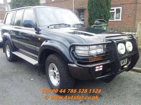 1994 toyota landcruiser hdj80 4 2 turbo diesel for sale 6