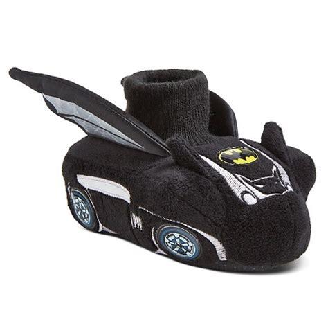 boys slippers target boys batman slipper socks black target
