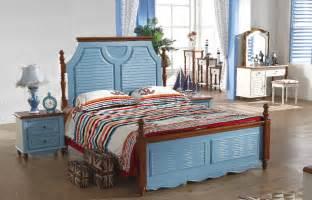 mediterranean bedroom furniture furniture manufacturer top grade wood blue and reddish