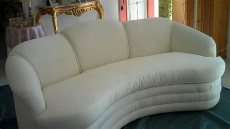 cleaning fabric sofas cleaning process of a white cotton sofa youtube