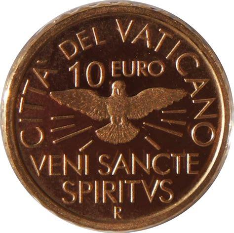 coin sede 10 sede vacante vatican city numista