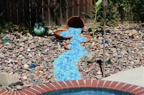 what does not in my backyard mean what are stylish river rock landscaping ideas quora