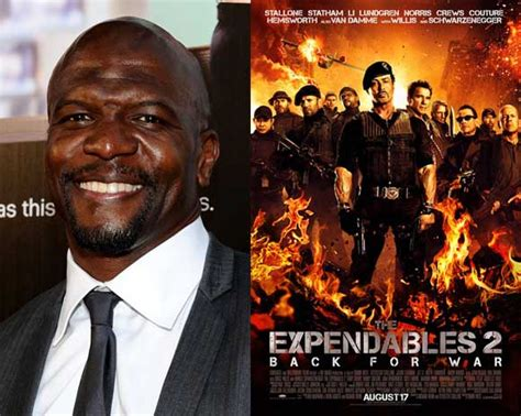 terry crews white chicks painting pum one on one with terry crews the expendables 2 interview