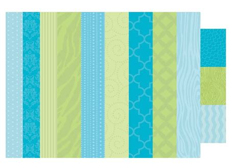 4 best images of printable binder spine template chevron
