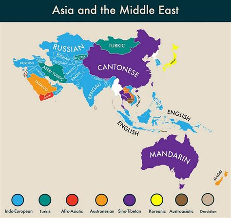 speaking countries in the middle east maps second languages of the world pic i am bored