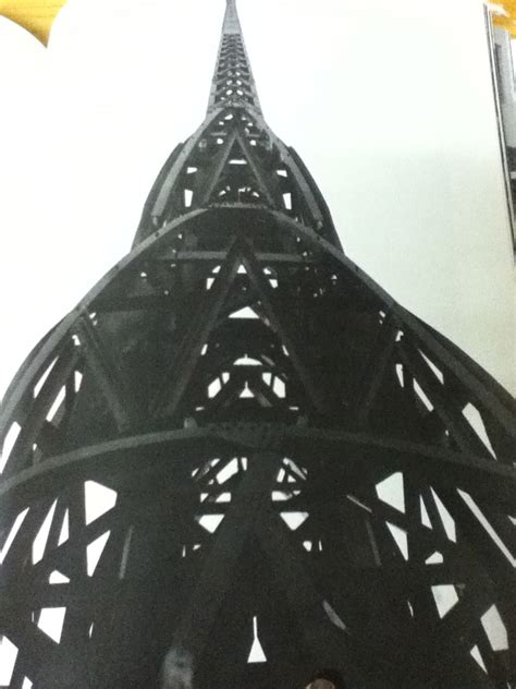 chrysler building spire interior then and now the chrysler building nyc then now great