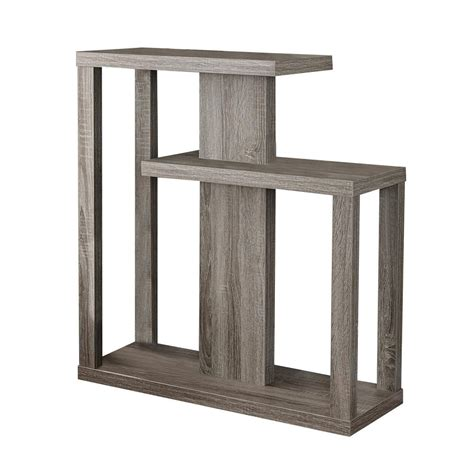monarch specialties 32 in l reclaimed look hall console