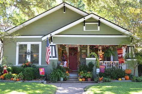 Exterior Home Decorations Dallas Tx Priscilla Rieves Craftsman Exterior Dallas By Greenman