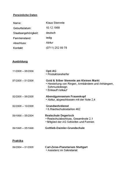 Bewerbungsschreiben Oberarzt Muster Lebenslauf Word Muster Lebenslauf Oberarzt