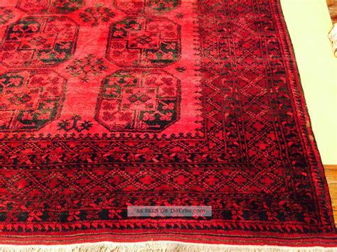 afghanische teppiche antik antik afghan ersari teppich 365x275