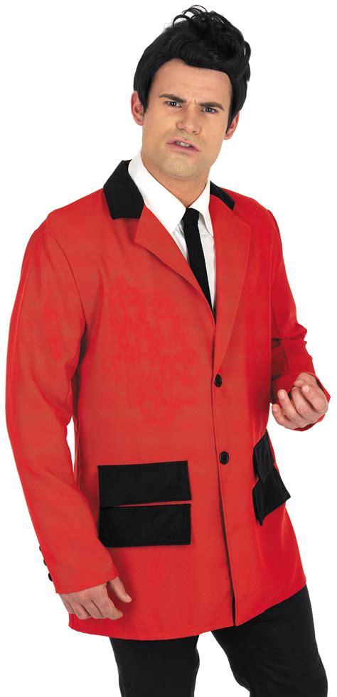teddy boy 1950s mens fancy dress 50s grease