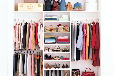 Increase Closet Space by How To Maximize Your Closet Space Real Simple