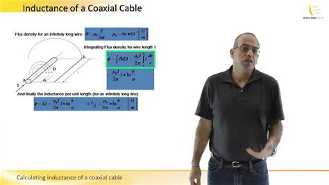 calculate inductance coaxial cable calculating inductance of a coaxial cable sixtysec