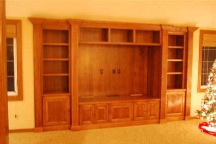 plans build entertainment center  woodworking