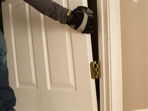 Removing Exterior Door How To Make A Diy Interior Door Hgtv