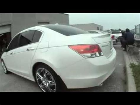 honda accord 20 inch rims honda accord on 20 inch rims