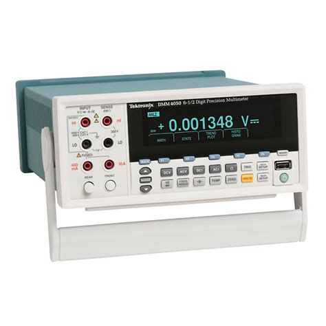 best bench multimeter 6 5 digit bench digital multimeter dmm4050 from davis