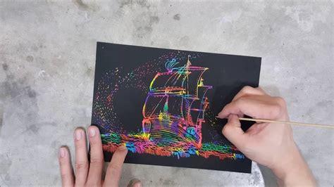 How To Make Scratch Paper - scratch paper