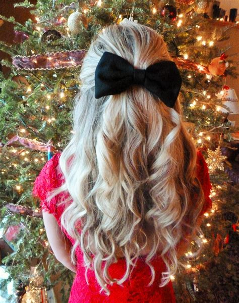 124 best christmas hairstyles images on pinterest