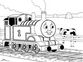 printable thomas train coloring pages coloring