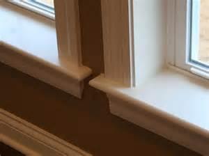 Window Sill Wood Moulding Best 25 Vinyl Window Trim Ideas On