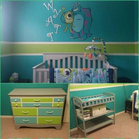 1000 ideas about monsters inc bedroom on