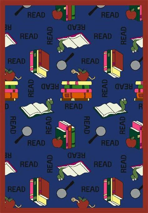 library rugs bookworm 169 library rug