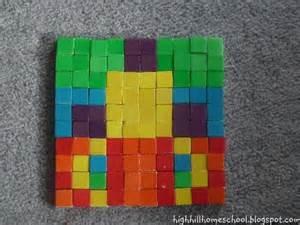 highhill homeschool roman mosaics