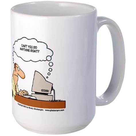 Animal Mug Cartoon Gift Shop Randy Glasbergen Glasbergen Cartoon