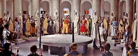 Knights Of The Table King Arthur by Homeland Security Roundtable