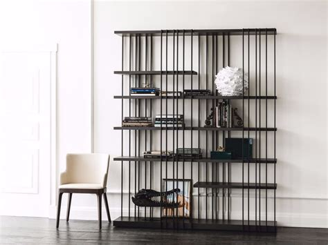 Steel Bookcase by Modular Steel Bookcase Arsenal By Cattelan Italia Design