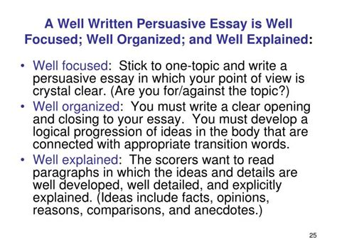 Well Structured Essay by College Essays College Application Essays Well Structured Essay