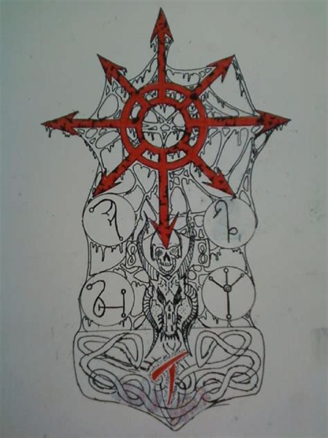 chaos tattoo top order from chaos images for tattoos